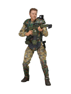 "Фигурка ""Aliens 7"" Series 2 - Sgt. Windrix Neca"