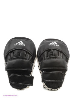 Лапы Training Curved Focus Mitts Long Adidas