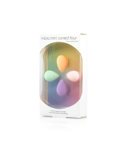 Спонжи micro.mini correct.four Beautyblender