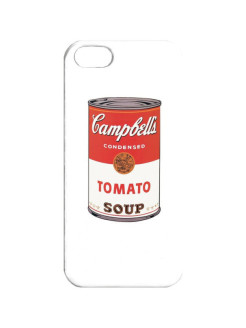 "Чехол для iPhone 5/5s ""Tomato soup"" Chocopony"
