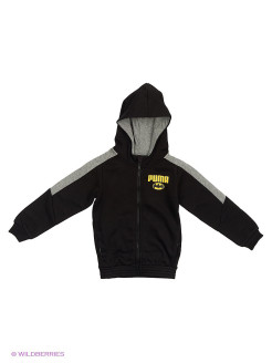 Толстовка Batman Hooded Sweat Jacket Puma