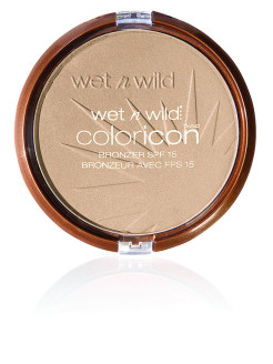 Компактная пудра для лица бронзатор color icon bro, E7431 reserve your cabana Wet n Wild