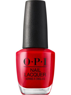 Лак для ногтей Big Apple Red, 15 мл OPI