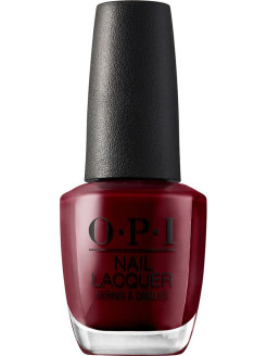 Лак для ногтей Got the Blues for Red, 15 мл OPI