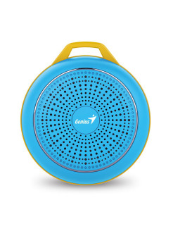 Bluetooth-колонка GENIUS SP-906BT Blue GENIUS