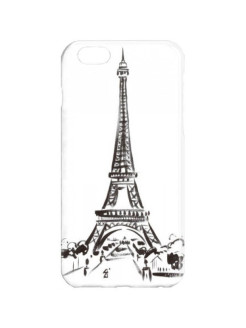 "Чехол для iPhone 6 ""Paris"" Chocopony"