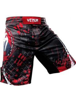 Шорты ММА Korean Zombie UFC 163 - Black Venum