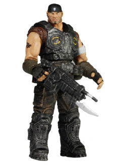 "Фигурка ""Gears of War 3 3/4"" Series 2 - Marcus Fenix Neca"