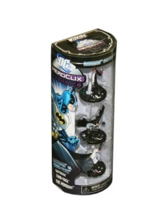 "Фигурка ""Heroclix DC Classics"" Batman Vs Two Face Battle Pack Neca"