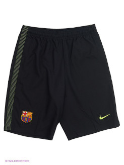 Шорты FCB YTH HA3G STADIUM SHORT Nike