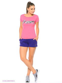 Шорты FLEECE SHORT ASICS