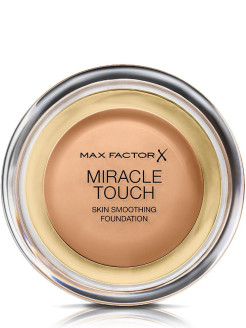"Тональная Основа "" Max Factor Miracle Touch"", Тон 80 bronze MAX FACTOR"