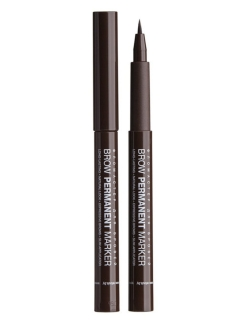 Фломастер для бровей Brow Permanent Marker , тон 02 RELOUIS