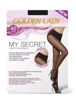 Колготки My Secret 40, Golden Lady GoldenLady