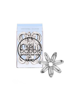 Резинка для волос invisibobble NANO Crystal Clear Invisibobble