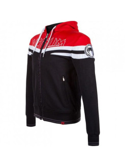Толстовка Sharp Wand Hoody - Black/Red Venum