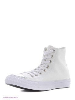 Кеды Chuck Taylor All Star Brush Off Leather Toecap Converse