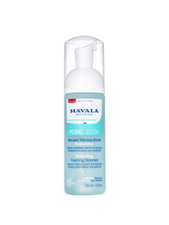 Очищающая Пенка Pore Detox Perfecting Foaming Cleanser 165ml 9054214 Mavala