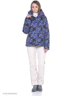 Куртка W SPRINT PRINTED JACKET Helly Hansen
