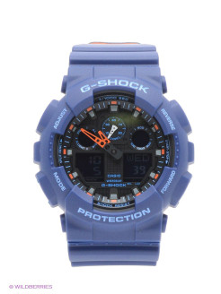 Часы G-Shock GA-100L-2A CASIO