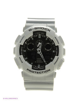 Часы G-Shock GA-100L-7A CASIO