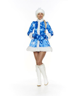 "Suit ""Snow Maiden"" Karnavalkino"