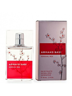 Sensual Red lady edt 50 ml A.Basi