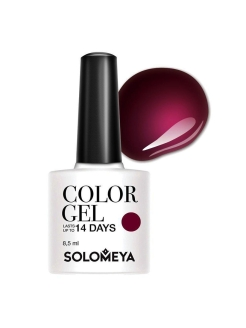 Гель-лак Solomeya Color Gel Marishka SCG144/Маришка SOLOMEYA