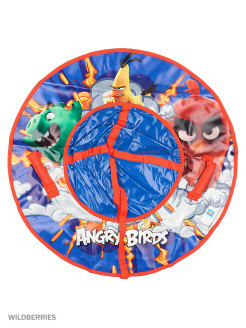 Надувные сани 1toy Angry Birds 1Toy