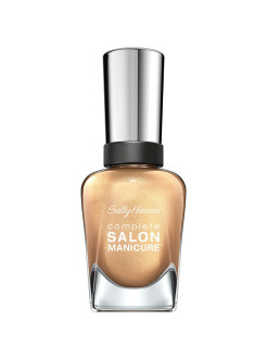Sally Hansen Salon Manicure Keratin Ж Товар Лак для ногтей, тон fools gold SALLY HANSEN