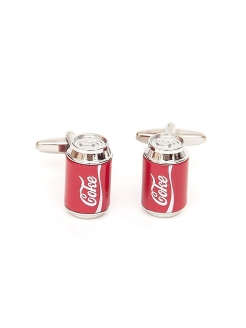Запонки баночка кока-кола coca-cola Churchill accessories