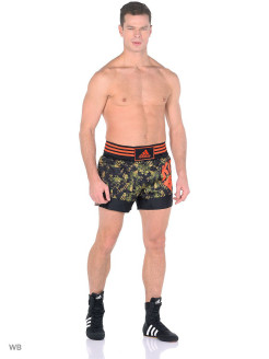 Шорты для кикбоксинга Kick Boxing Short Sublimated Adidas