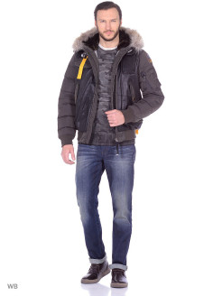 Пуховик GRIZZLY Parajumpers