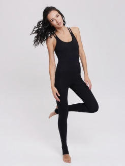 Комбинезон Black Urban Yoga