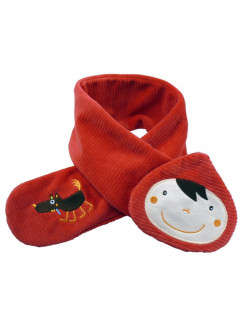 Scarf Little Red Riding Hood Ebulobo