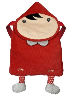 "Backpack ""Little Red Riding Hood"" Ebulobo"