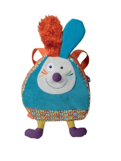 "Backpack ""Rabbit Jeff"" Ebulobo"
