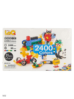 Laq basic2400 Colors LAQ