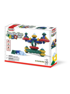 "Wedgits ""Imagination Set""(50дет.) конструктор WEDGITS"