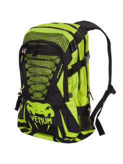 Рюкзак Venum Challenger Pro Backpack - Black/Yellow Venum