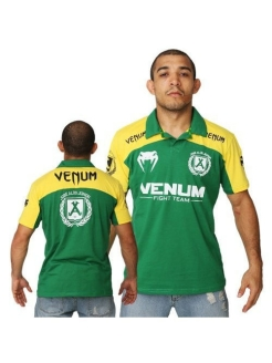 Поло Jose Aldo Junior Signature Polo - Brazil Edition Venum