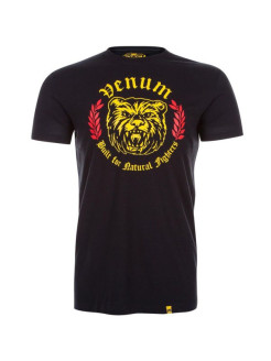 Футболка Venum Natural Fighter Bear - Black Venum