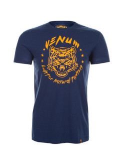 Футболка Venum Natural Fighter Tiger - Blue Venum