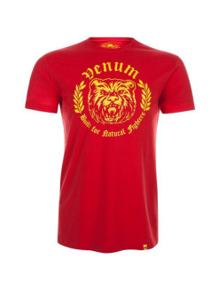 Футболка Venum Natural Fighter Bear - Red Venum