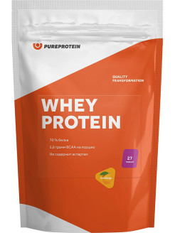 Протеин Pure Protein Whey Protein (апельсин) 810 г Pure Protein