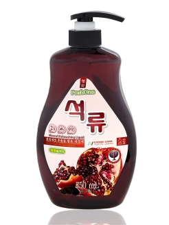Средство для мытья посуды Posh one Dishwashing Liguid Pomegranate  с экстрактом граната POSH ONE