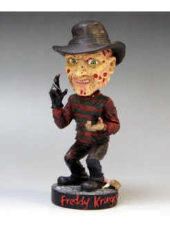 "Статуэтка ""Nightmare on Elm Street 7"" Freddy Krueger Head Knocker Neca"