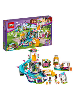 LEGO Friends Летний бассейн 41313 LEGO