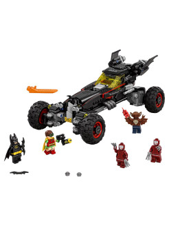 Batman Movie Бэтмобиль 70905 LEGO
