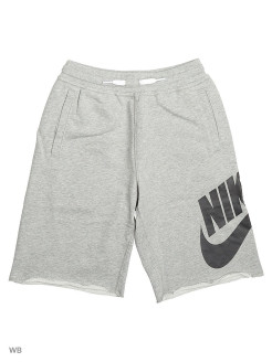 Шорты YA FT ALUMNI SHORT YTH Nike
